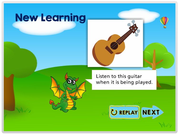 Dezphonics New Learning