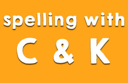 Dezphonics Lesson Spelling With C&K