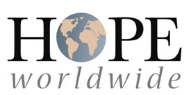 Dezphonics sponsor - Hope Worldwide